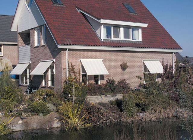 uitvalschermen voor elk type woning