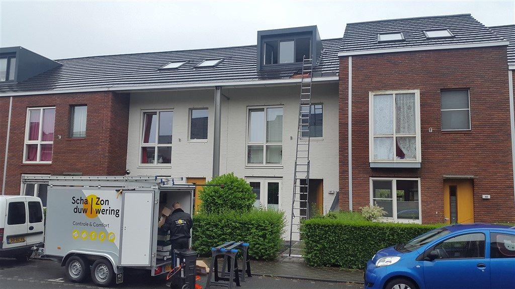 Rolluik op dakkapel monteren in Utrecht