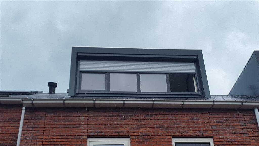 Utrecht – Rolluik op dakkapel monteren