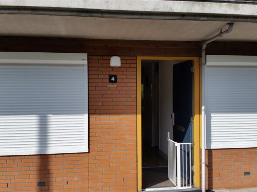 Amersfoort – Twee rolluiken monteren