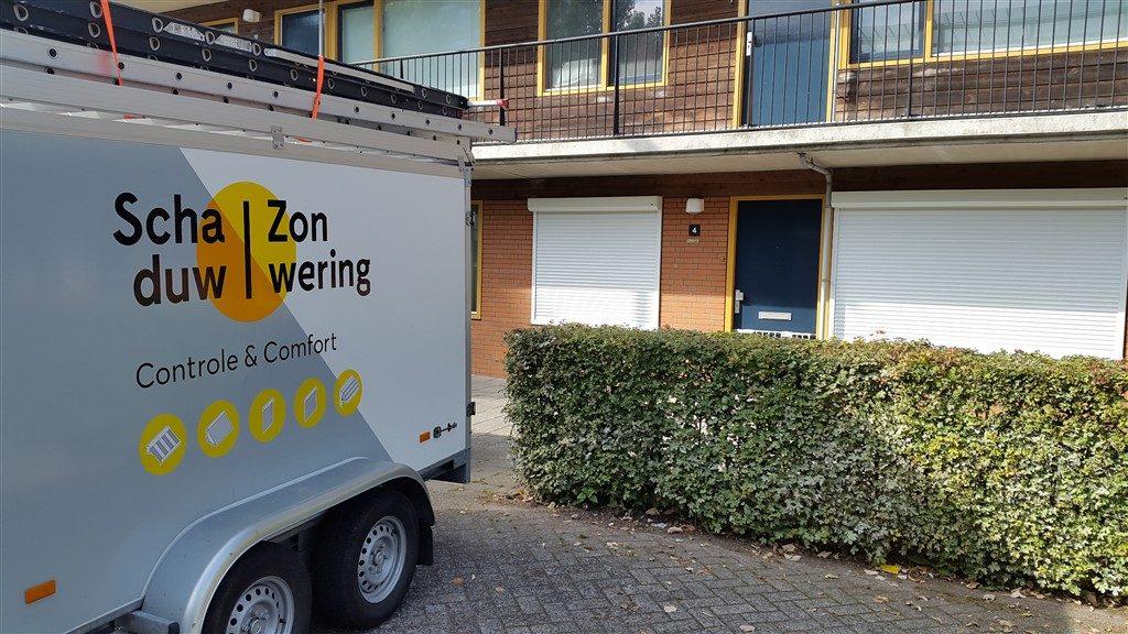 Rolluiken monteren in Amersfoort