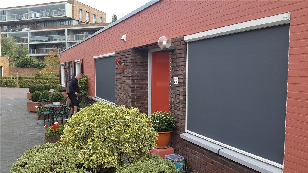 Utrecht Ritsscreen monteren in Parkwijk