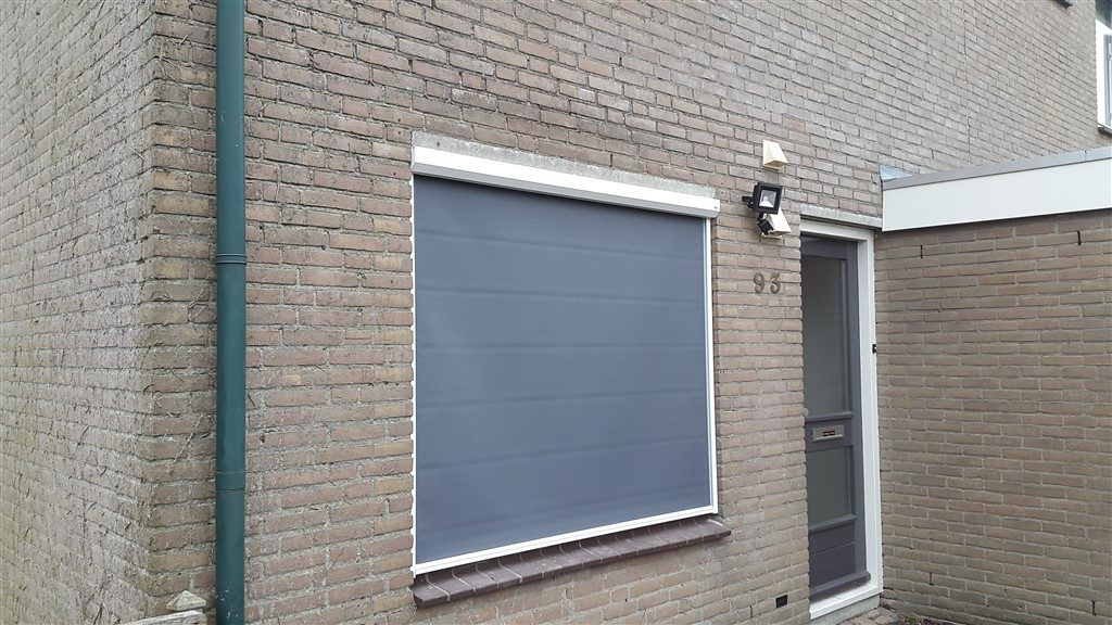 Screen Maarssenbroek Spechtenkamp