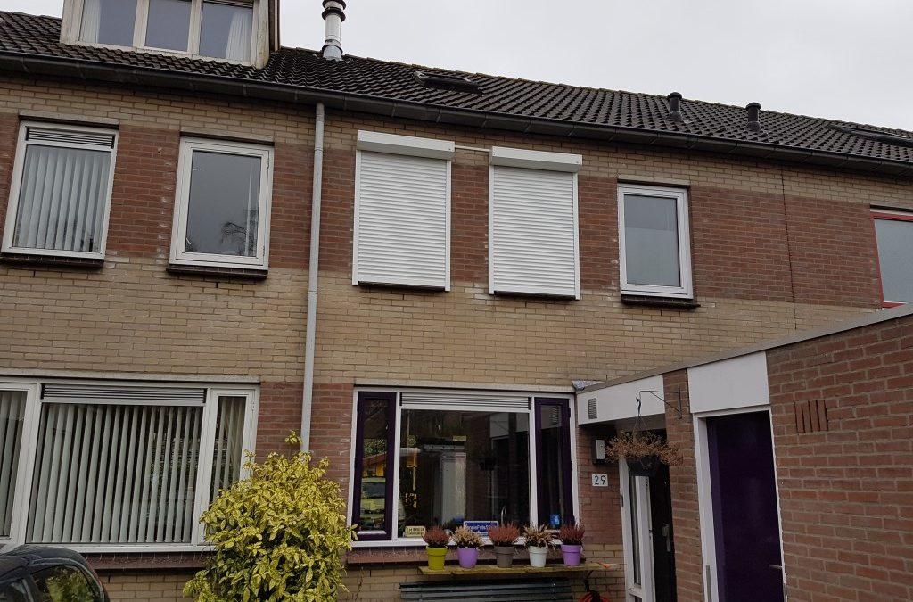 Utrecht Overvecht – Rolluiken