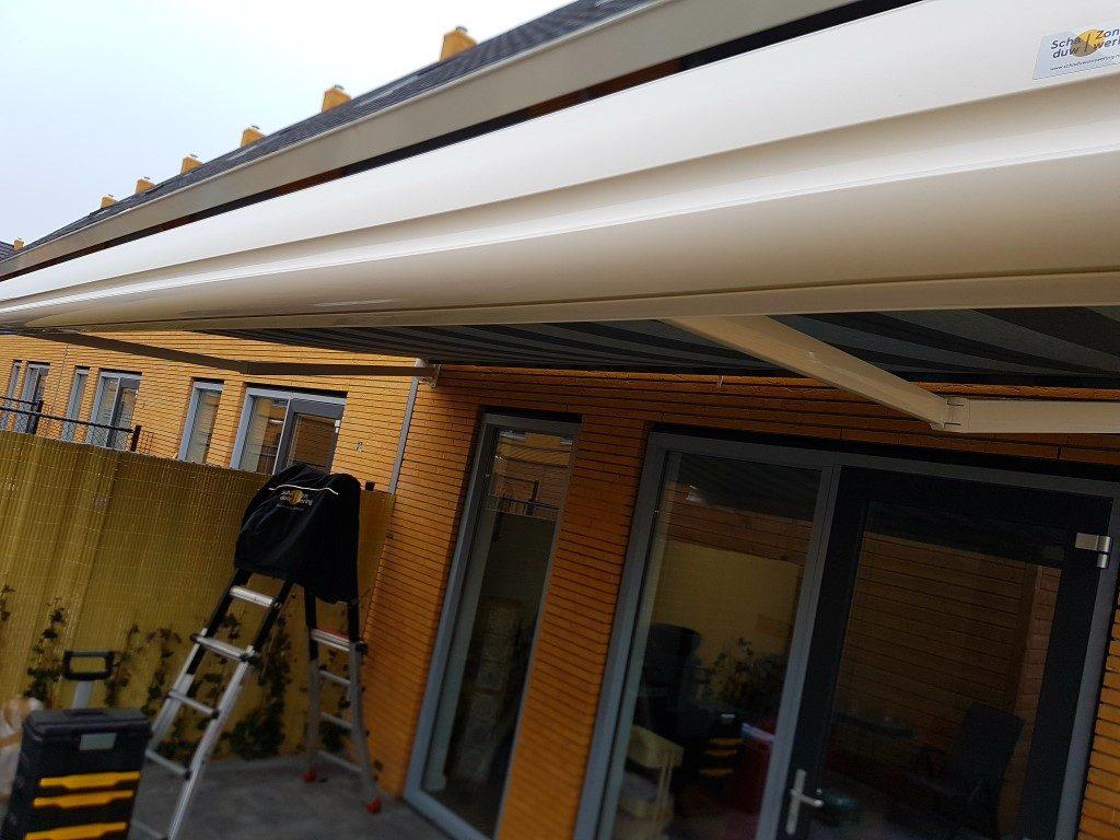 Ritsscreen en terrasscherm Parkwijk Utrecht