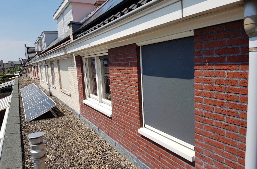 Ritsscreen Utrecht Leidsche Rijn