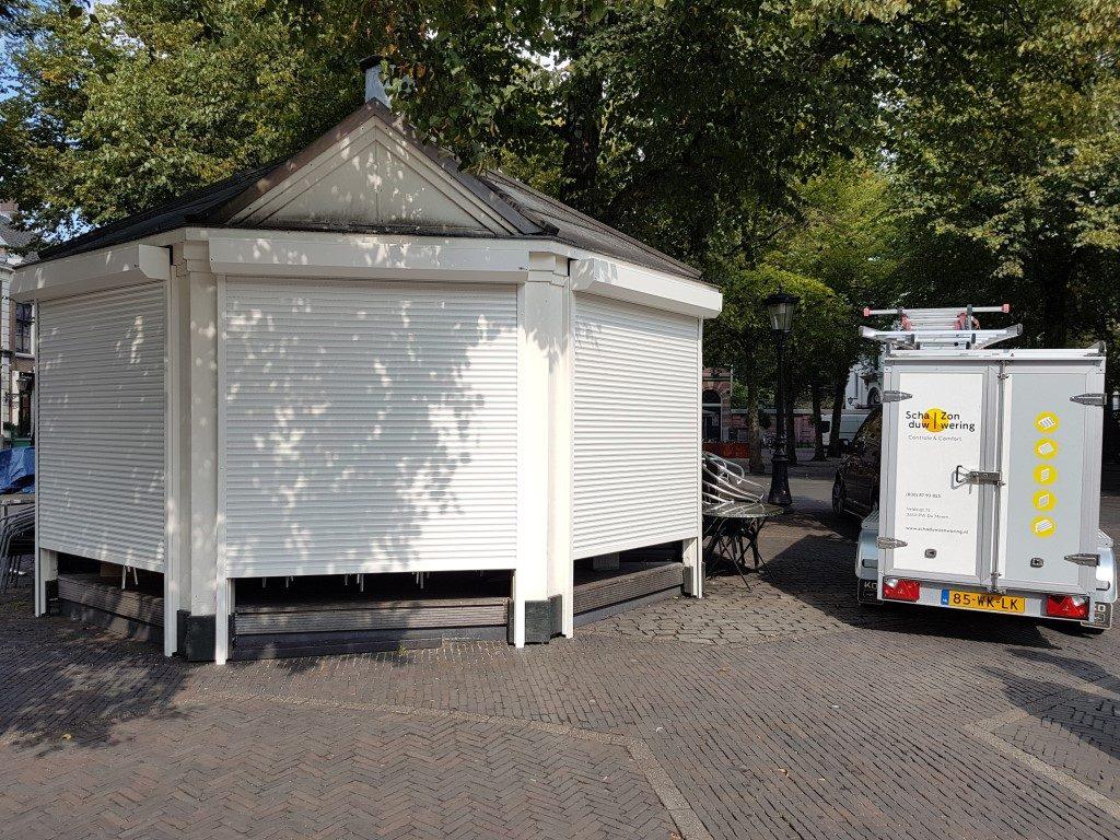 Rolluiken Utrecht centrum horeca