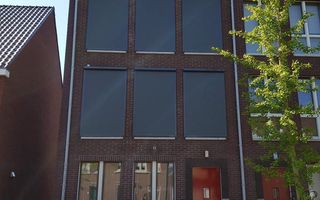 Ritsscreens Utrecht Vleuterweide