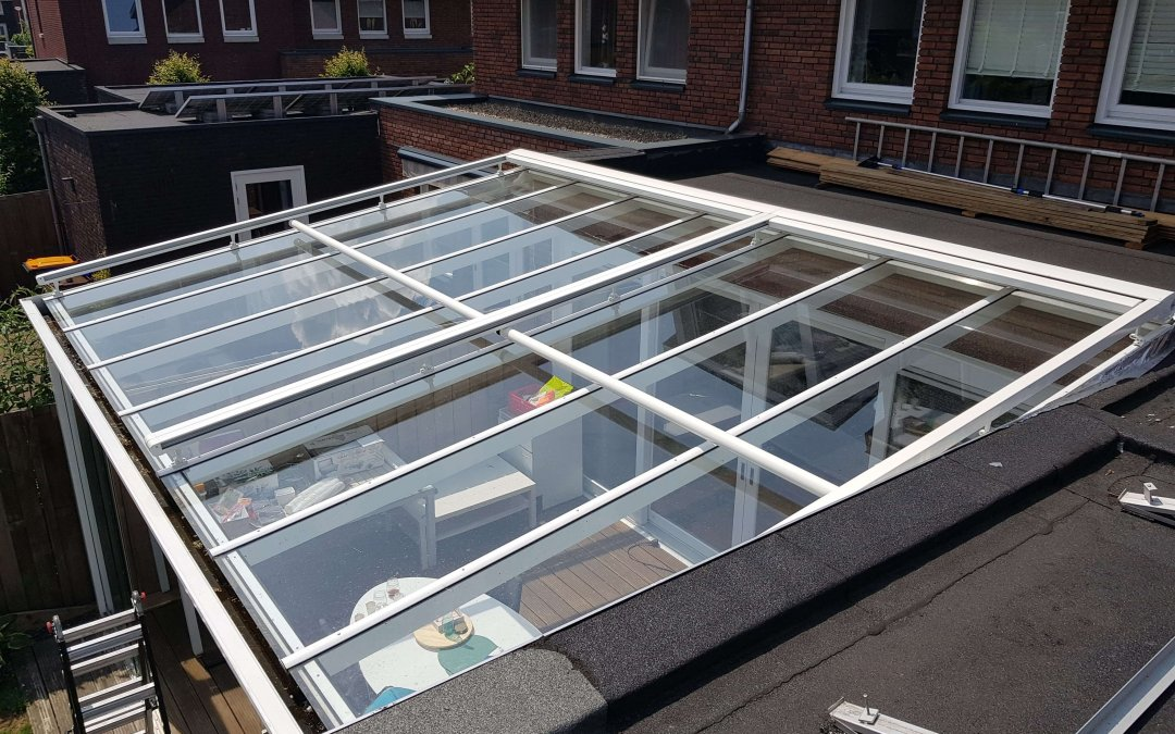 Veranda zonwering en terrasoverkapping Utrecht