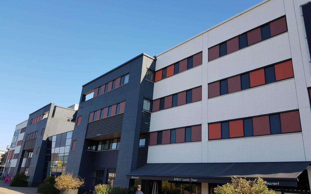 Screens onderhoud kantoren Lage Weide Utrecht